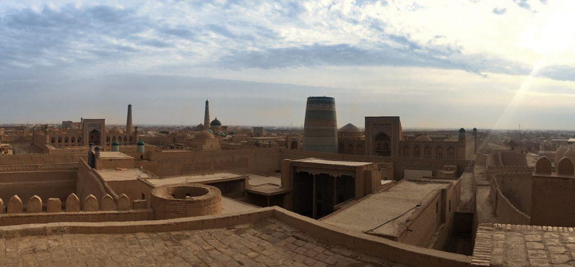 Ichan-Kala Khiva Veres Vert