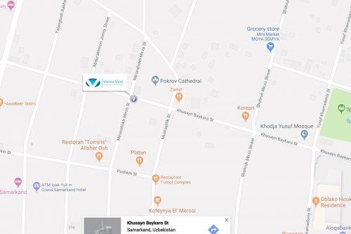 Location-Veres-Vert-Samarkand-31-Khusain-Baykaro-street