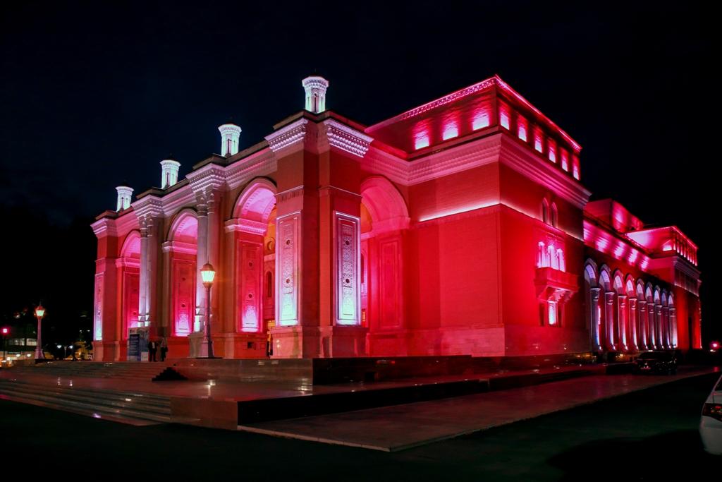 Aslishe Navoi Theatre Veres Vert